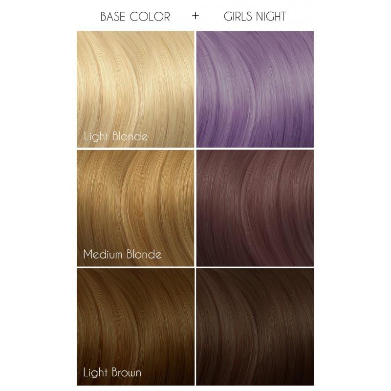 Краска для волос - Girls Night -  Arctic Fox