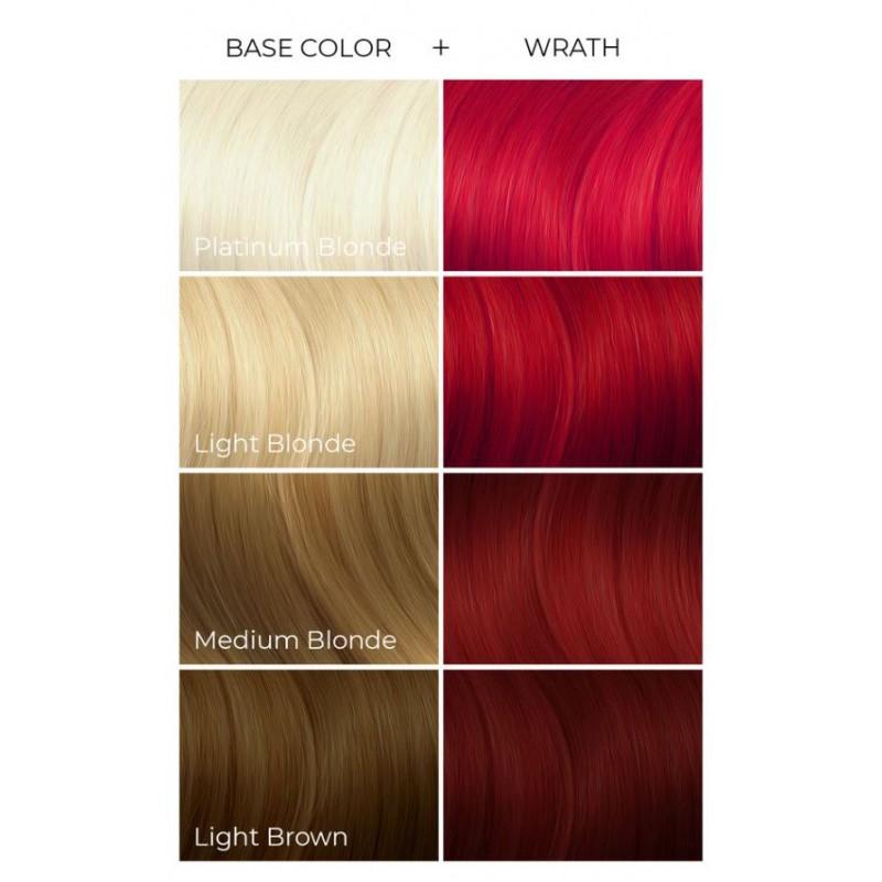 Красная краска для волос - Wrath -  Arctic Fox