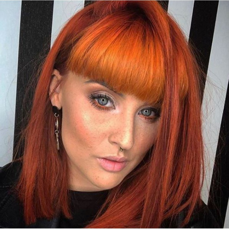 Краска для волос Flame - Directions