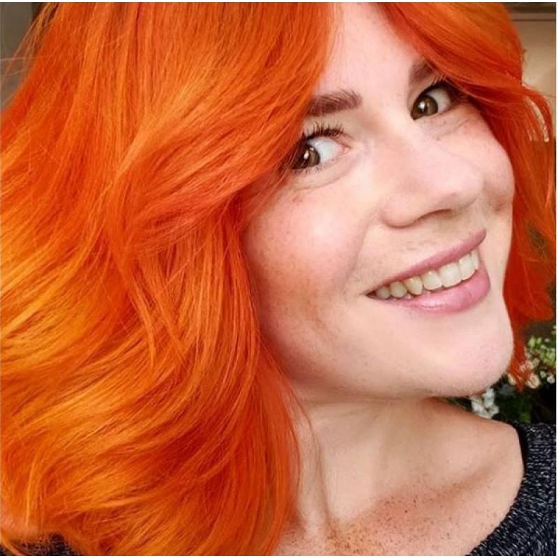 Краска для волос Mandarin - Directions