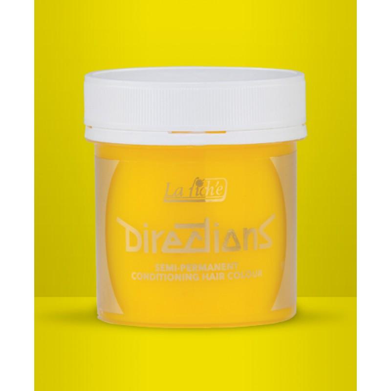 Краска для волос Bright Daffodil - Directions