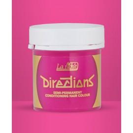 Краска для волос Carnation Pink - Directions