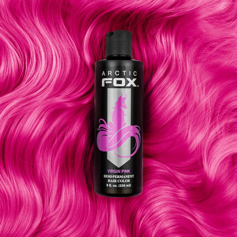 Краска для волос - Virgin Pink -  Arctic Fox