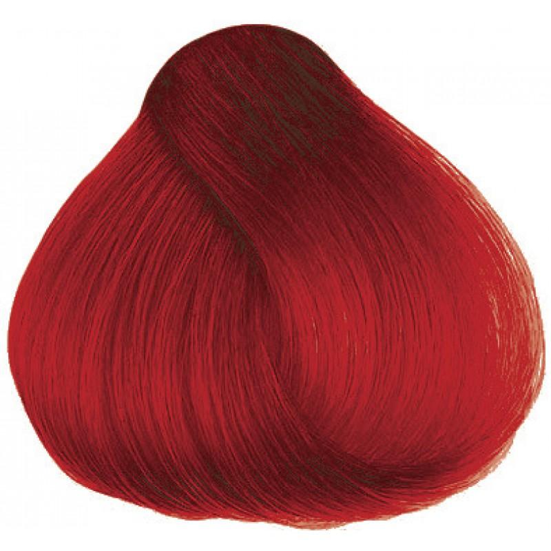 Темно красная краска для волос - Herman's Amazing Fiona Fire - прямой пигмент