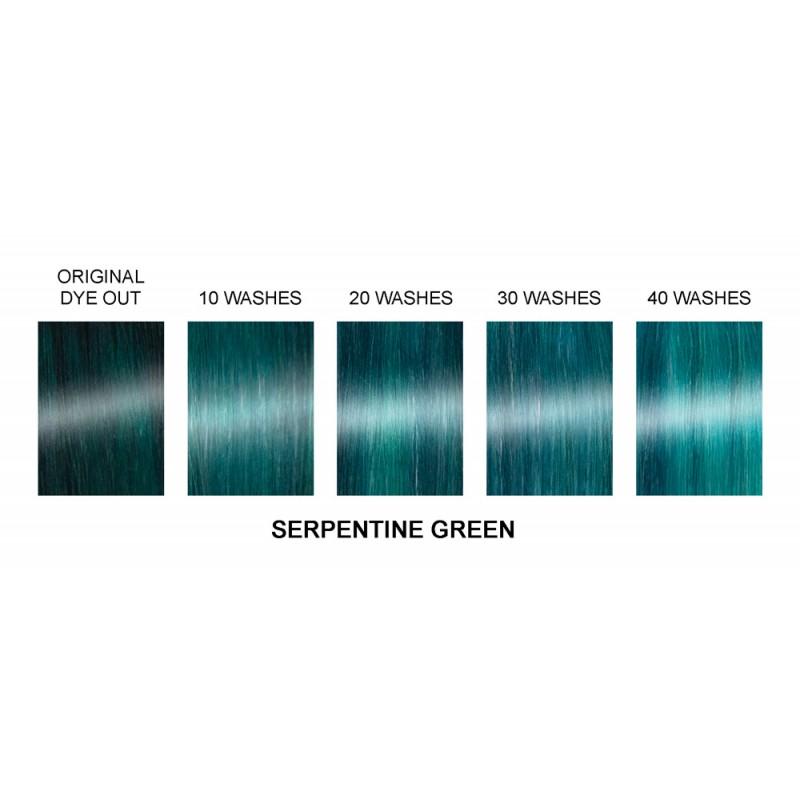 Профессиональная краска для волос Serpentine Green™ - Manic Panic Professional