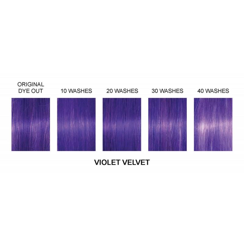 Профессиональная краска для волос Violet Velvet™ - Manic Panic Professional