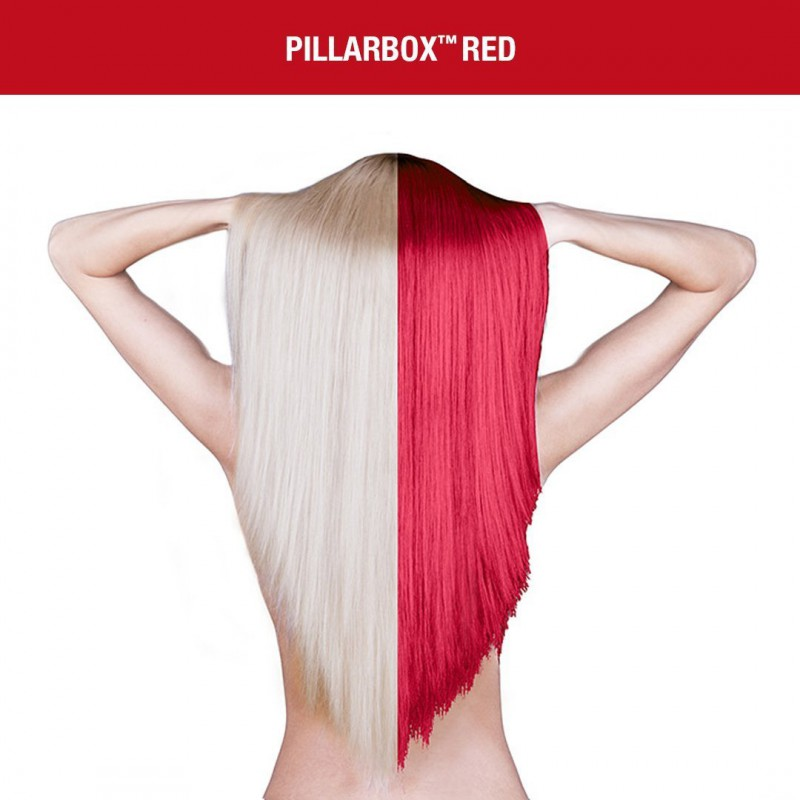 Усиленная краска для волос Pillarbox™ Red Amplified™ Squeeze Bottle - Manic Panic