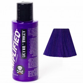 Усиленная краска для волос Ultra™ Violet Amplified™ Squeeze Bottle - Manic Panic