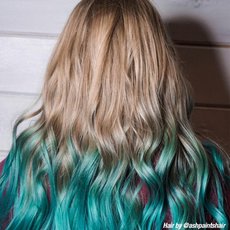 Профессиональная краска для волос Blue Bayou™ - Manic Panic Professional