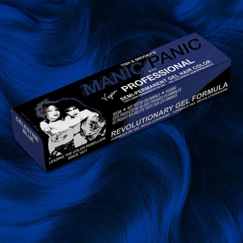 Профессиональная краска для волос Celestine Blue™ - Manic Panic Professional