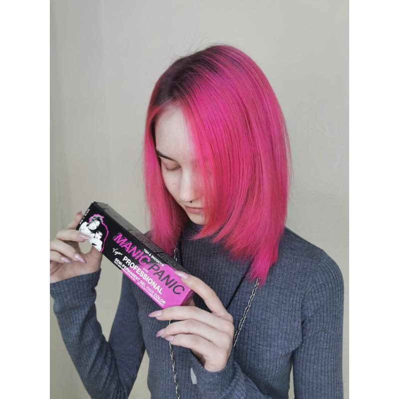 Профессиональная краска для волос Pussycat Pink™ - Manic Panic Professional