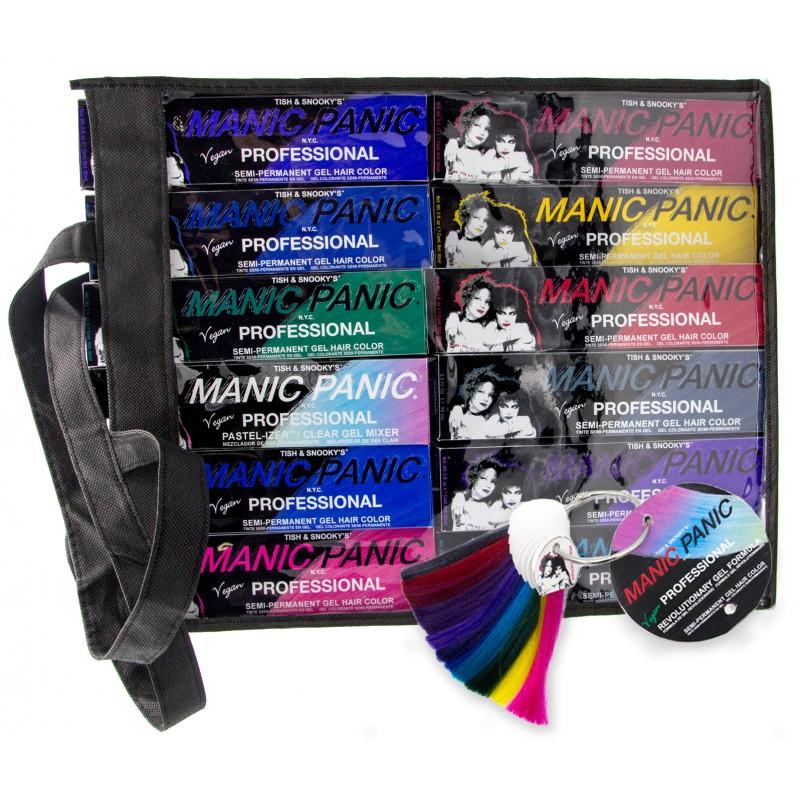 Набор стилиста (12 цветов) - Manic Panic Professional