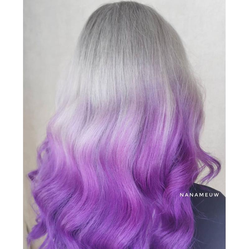 Фиолетовая краска для волос - Herman's Amazing Patsy Purple - прямой пигмент
