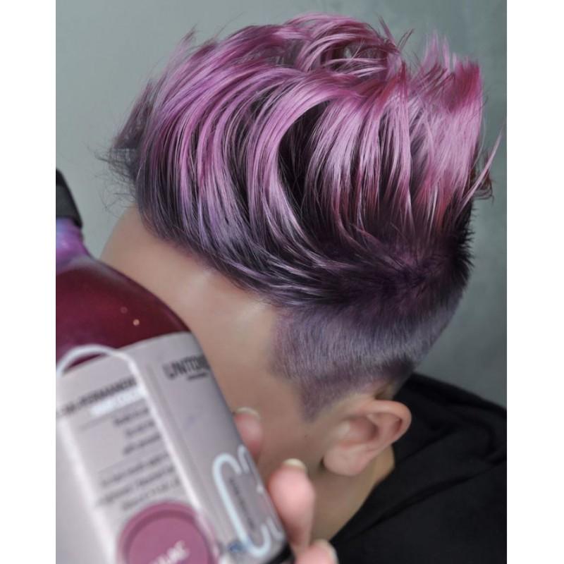 Лиловая краска для волос Unitones 280ml - Lilac - Большая туба