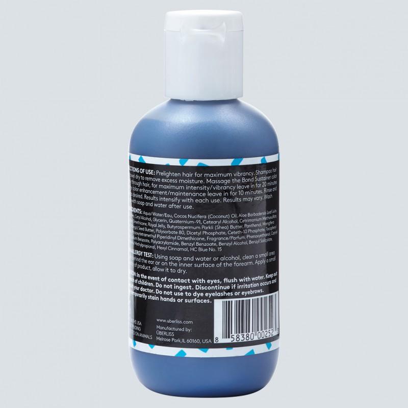Бонд-краска для волос Uberliss Bond Sustainer Blue Peony 109ml