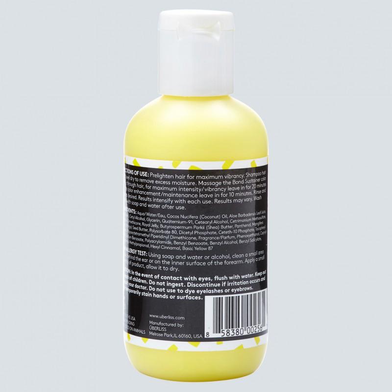 Бонд-краска для волос Uberliss Bond Sustainer Yellow Daffodil 109ml